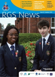 RGS News Summer 2018