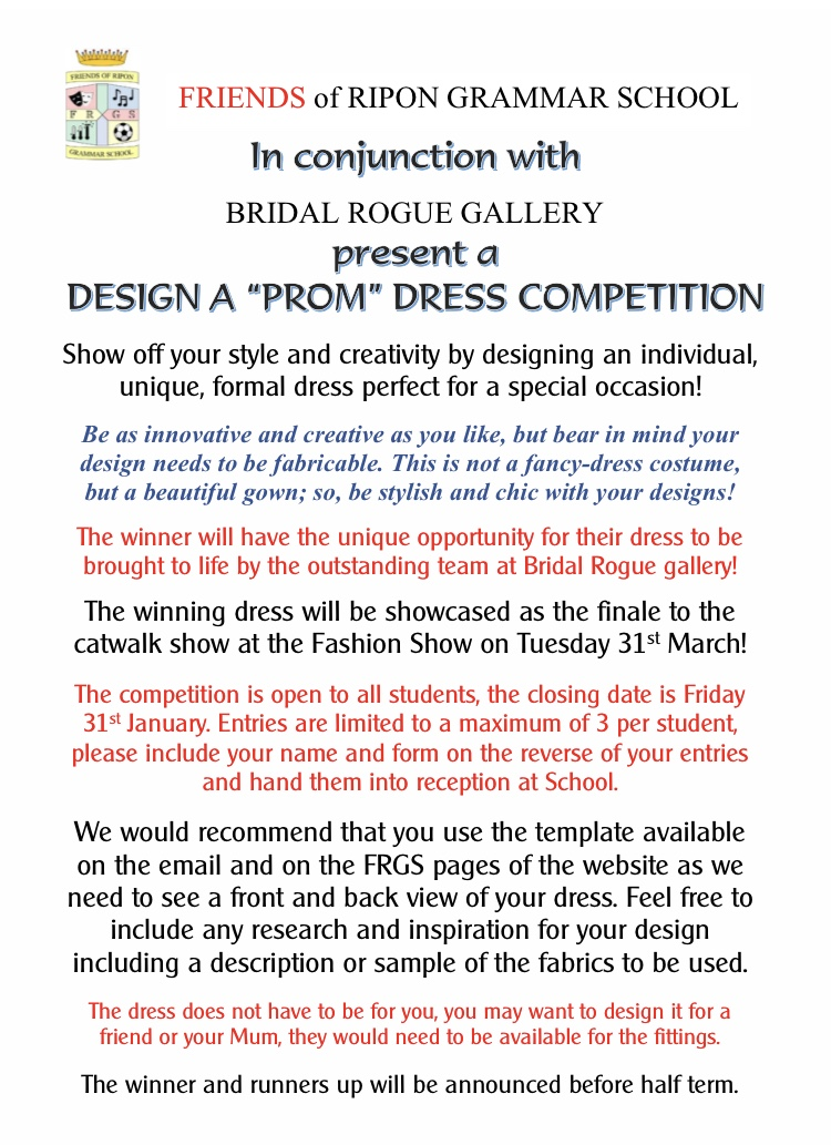 FRGS launches its 2020 fashion design competition